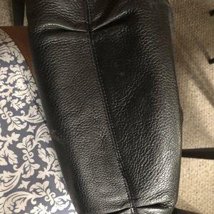 MICHAEL Michael Kors Bags - Black Michael Kors purse leather